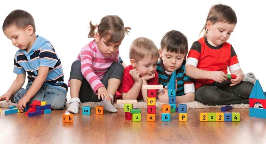 Curso grátis de Brinquedoteca e Aprendizagem Infantil