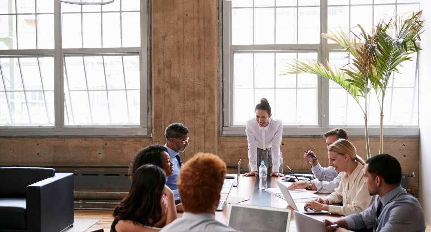 Curso grátis de Comunicação Empresarial