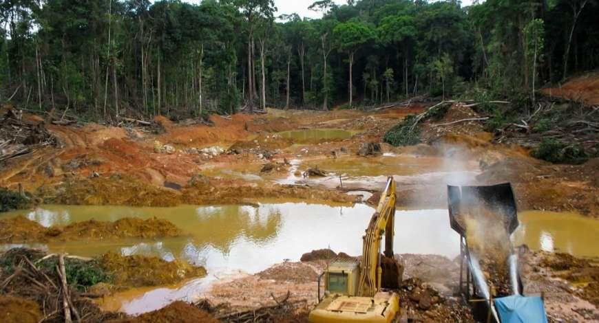 Impactos Ambientais e combate às mudanças climáticas