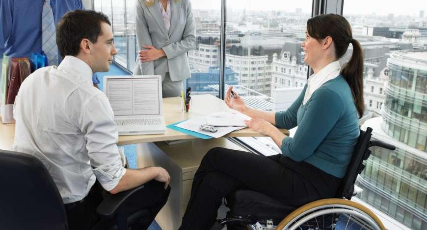 Curso grátis de Inclusão da pessoa com deficiência ao mercado de trabalho