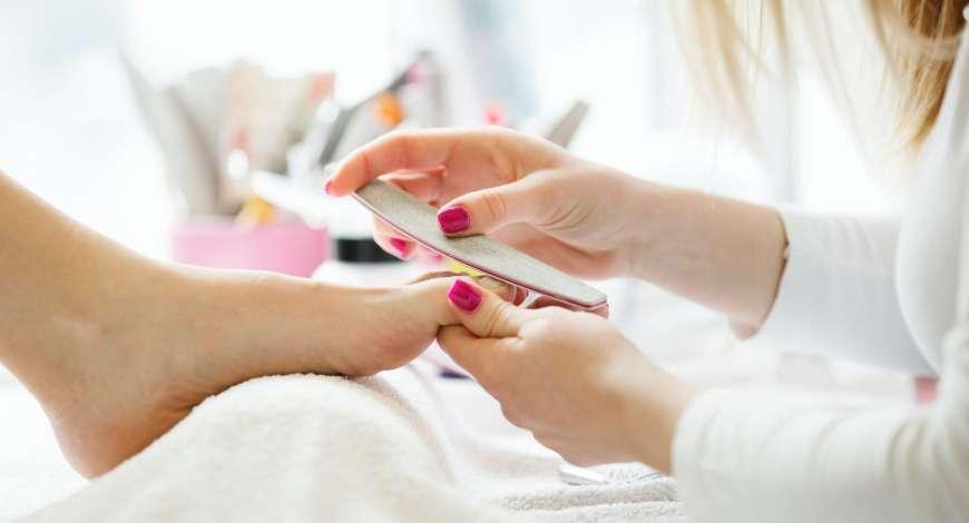 Curso grátis de Manicure e Pedicure
