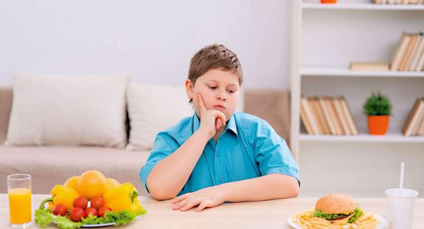Curso grátis de Obesidade Infântil