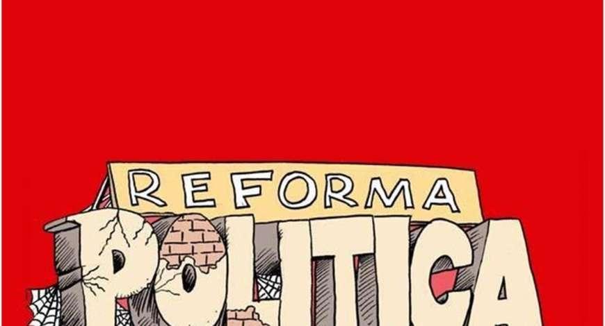 Curso grátis de Reforma Política e Regime Representativo