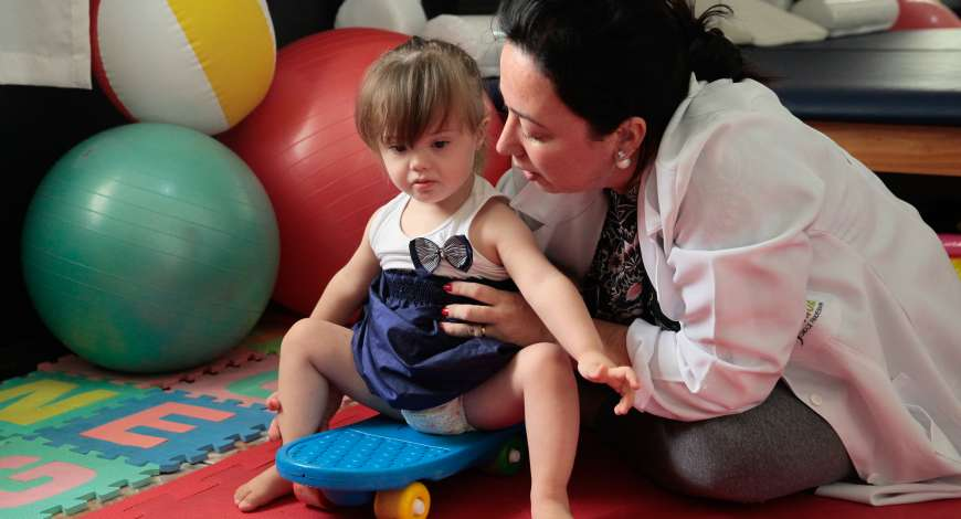 Desenvolvimento Neuropsicomotor Infantil